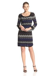 laundry BY SHELLI SEGAL Women's Sweater Dress