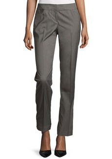 Laundry by Shelli Segal Woven Slim-Fit Suit Pants