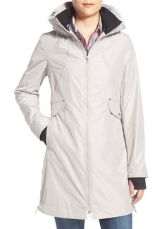 Laundry by Shelli Segal Zip Vented Windbreaker