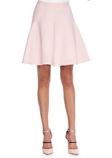 Box-Pleated A-Line Skirt   Box-Pleated A-Line Skirt