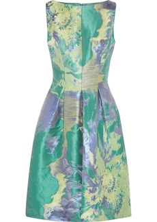 Lela Rose Jacquard dress