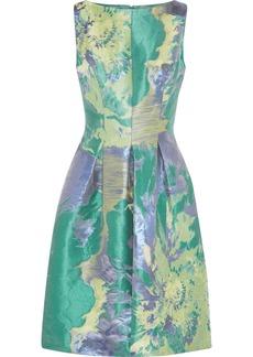 Lela Rose Jacquard dress