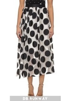 Lela Rose Long Full Skirt