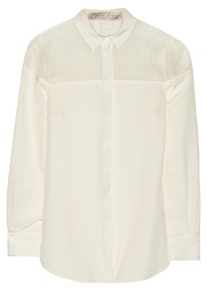 Lela Rose Silk shirt