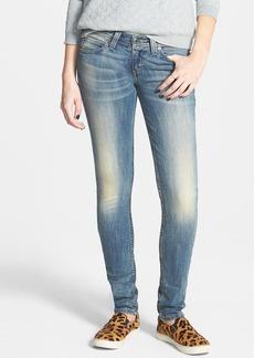Levi's® Demi Curve Skinny Jeans (Navy) (Juniors)