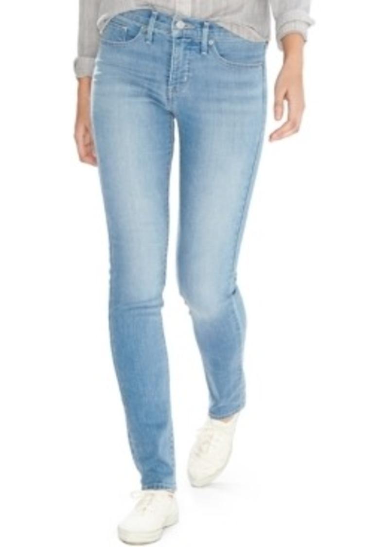 levi 39 s levi 39 s 311 shaping skinny jeans blue note wash denim shop it to me. Black Bedroom Furniture Sets. Home Design Ideas