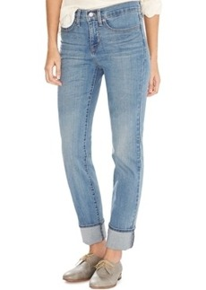 Levi's 314 Shaping Straight-Leg Jeans, Time Worn Indigo Wash