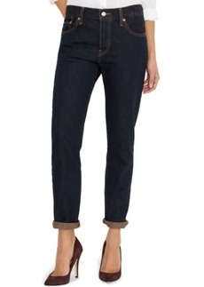 Levi's 501 Ct Customized and Tapered Boyfriend Jeans, Dark Wash