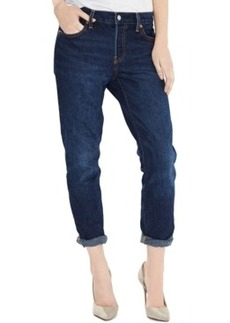 Levi's 501 Ct Customized Tapered Boyfriend Jeans, Indigo Trail Wash