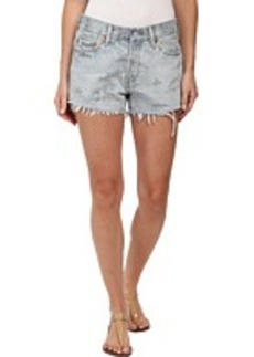 Levi's® 501 Shorts in Sunset Surf Icy