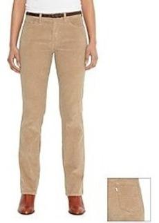 Levi's® 505 Straight Leg Latte Corduroy Pants
