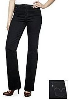 Levi's® 512 Bootcut Jean - Black