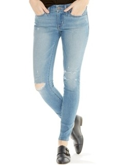 Levi's 711 Skinny Jeans, Lasting Damage Wash