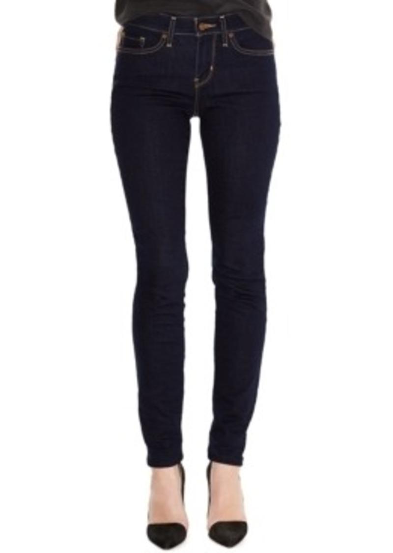 levi 39 s levi 39 s 712 slim fit jeans cast shadows wash denim shop it to me. Black Bedroom Furniture Sets. Home Design Ideas