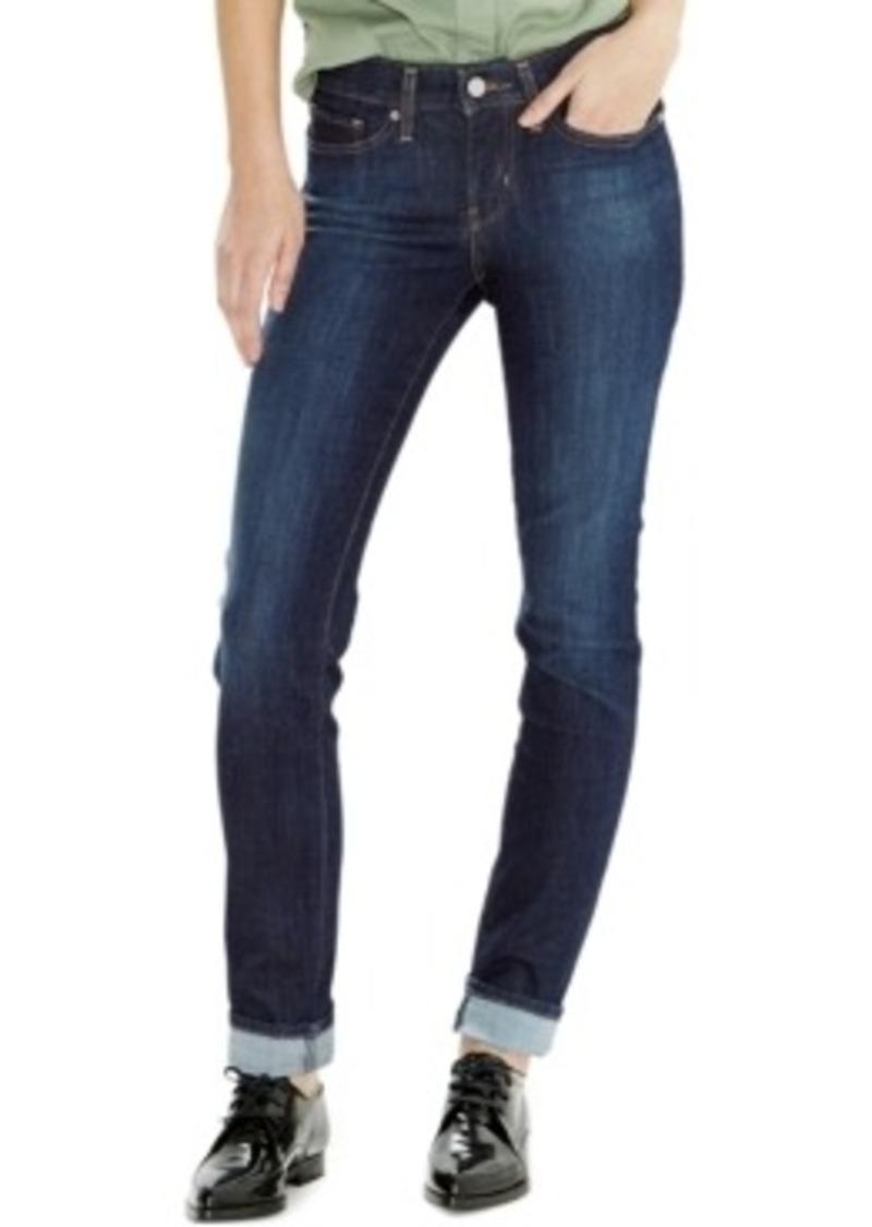 levi 39 s levi 39 s 712 slim fit jeans land and sea wash denim shop it to me. Black Bedroom Furniture Sets. Home Design Ideas