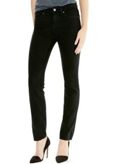 Levi's 712 Slim-Fit Jeans, Soft Black Wash