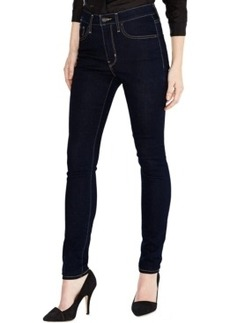 Levi's 721 High-Rise Skinny Jeans, Cast Shadows Wash