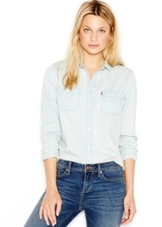 Levi's Classic Boyfriend 2-Pocket Shirt