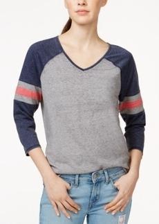 Levi's Colorblocked Collegiate Raglan T-Shirt