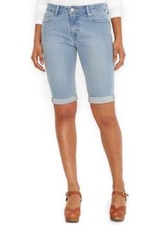 Levi's Cuffed Bermuda Shorts, Halo Wash
