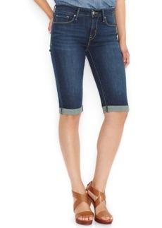 Levi's Cuffed Bermuda Shorts, Lombard Wash