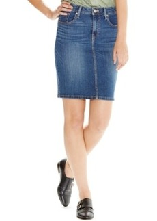 Levi's Denim Pencil Skirt, Ocean Pacific Wash