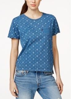 Levi's Indigo Perfect Short-Sleeve T-Shirt
