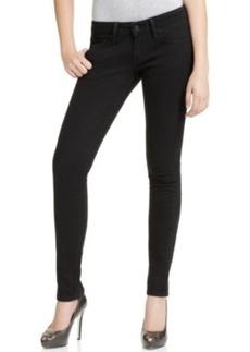 Levi's Juniors 524 Skinny Jeans, Black Wash