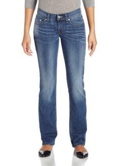Levi's Juniors 524 Straight Leg Jean