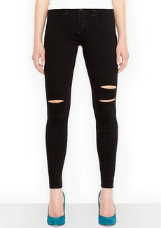Levi's® Juniors' 535 Cutout Denim Leggings