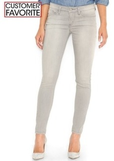Levi's Juniors' 535 Grey-Wash Denim Leggings