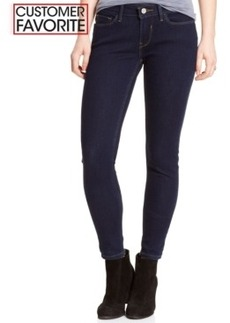 Levi's Juniors' 535 Leggings, Dark Blue Wash