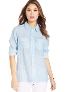Levi's Juniors' Boyfriend Shirt