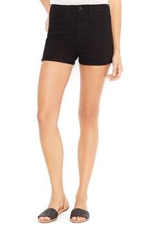 Levi's® Juniors' Cuffed High-Waist Denim Shorts