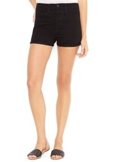 Levi's Juniors' Cuffed High-Waist Denim Shorts