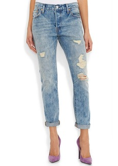 Levi's® Juniors' Customized 501 Skinny Jeans