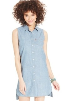 Levi's Juniors' Denim Shirtdress