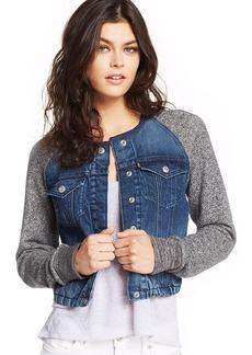 Levi's® Juniors' Raglan-Sleeve Denim Jacket