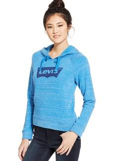 Levi's® Juniors' Raglan-Sleeve Hoodie