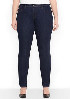 Levi's® Plus Size 512 Perfectly-Shaping Skinny Jeans, Soulful Dark Wash