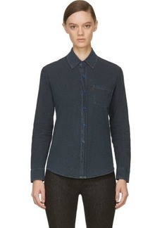 Levi's Vintage Clothing Blue Chambray 1960's Shirt