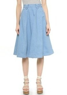 Levi's Vintage Clothing Casual Skirt