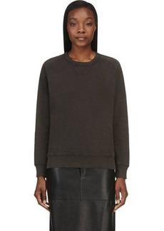 Levi's Vintage Clothing Washed Black 1950'S Sweatshirt