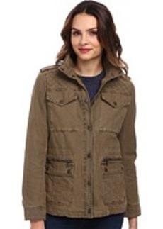 Levi's® Washed Cotton Four-Pocket Fashion Field Jacket