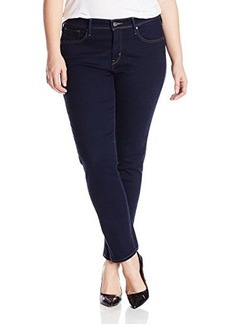 Levi's Women's Plus-Size 512 Perfectly Shaping Skinny Jean