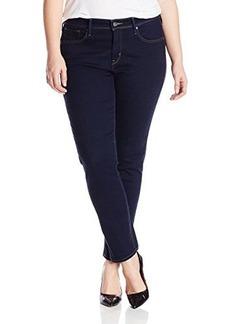 Levi's Women's Plus-Size 512 Skinny Slim Fit Jean