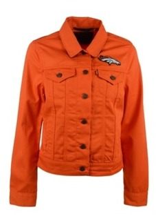 Levi's Women's Denver Broncos Trucker Jacket