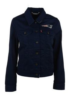 Levi's Women's New England Patriots Trucker Jacket