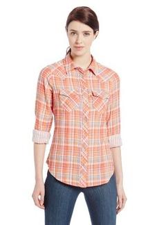 Levi's Women's Plaid Annie Shirt