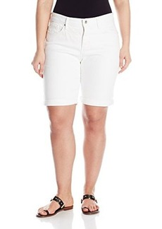 Levi's Women's Plus-Size 512 Perfectly Shaping Bermuda Short